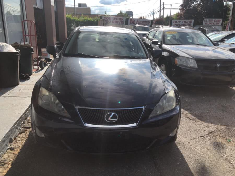 Used 2008 Lexus IS 350 in West Babylon, New York | Boss Auto Sales. West Babylon, New York