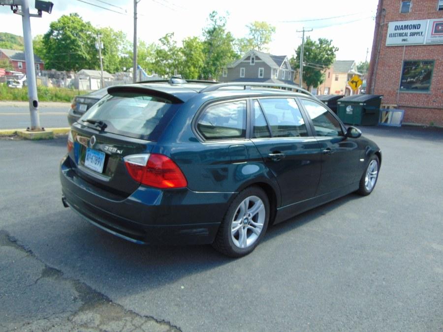 Used BMW 3 Series 4dr Sports Wgn 328xi AWD 2008 | Car City of Danbury, LLC. Danbury, Connecticut