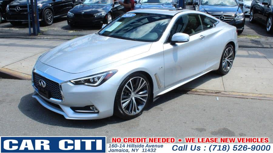 Used 2018 INFINITI Q60 in Jamaica, New York | Car Citi. Jamaica, New York