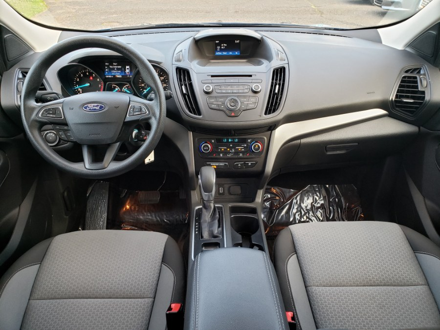 2018 Ford Escape SEL 4WD Panoramic Roof 4 cyl, available for sale in East Windsor, Connecticut | Toro Auto. East Windsor, Connecticut
