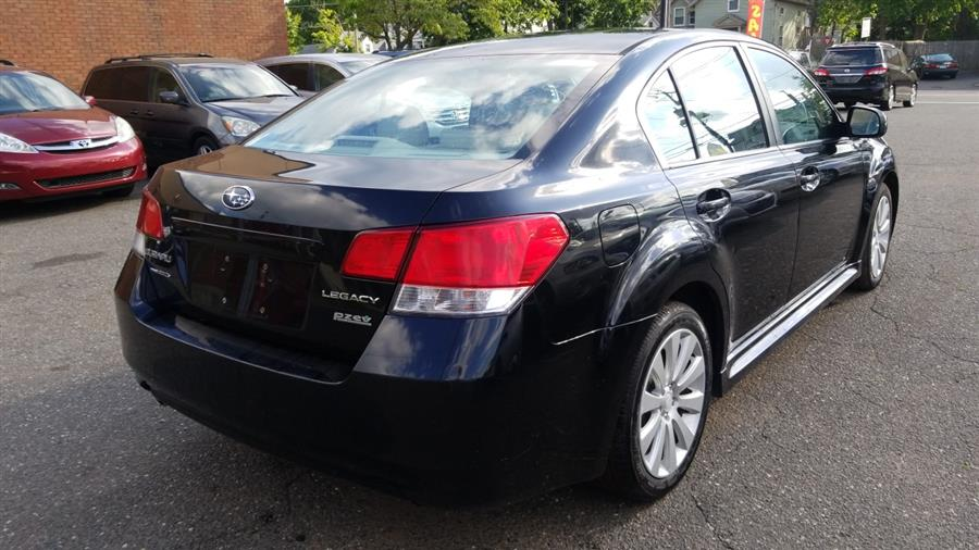 2010 Subaru Legacy 4dr Sdn H4 Auto Limited Pwr Moon PZEV, available for sale in Manchester, Connecticut | Best Auto Sales LLC. Manchester, Connecticut