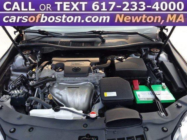 2016 Toyota Camry 4dr Sdn I4 Auto SE (Natl), available for sale in Newton, Massachusetts | Motorcars of Boston. Newton, Massachusetts