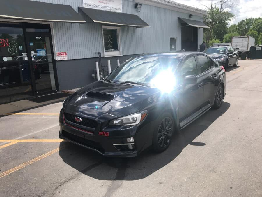Used 2015 Subaru WRX in Middletown, Connecticut | Middletown Motorcars. Middletown, Connecticut