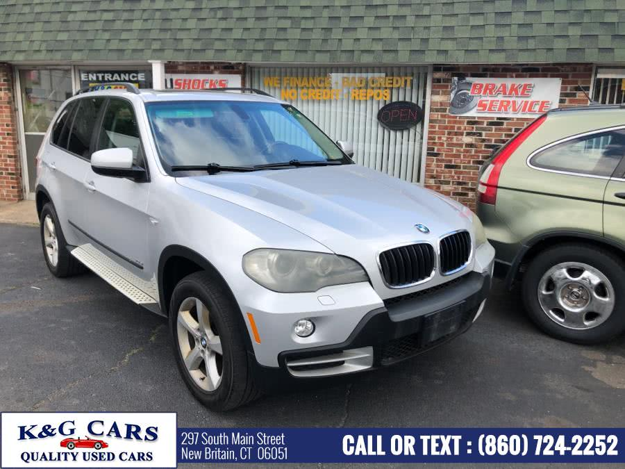 Used 2007 BMW X5 in New Britain, Connecticut | K and G Cars . New Britain, Connecticut