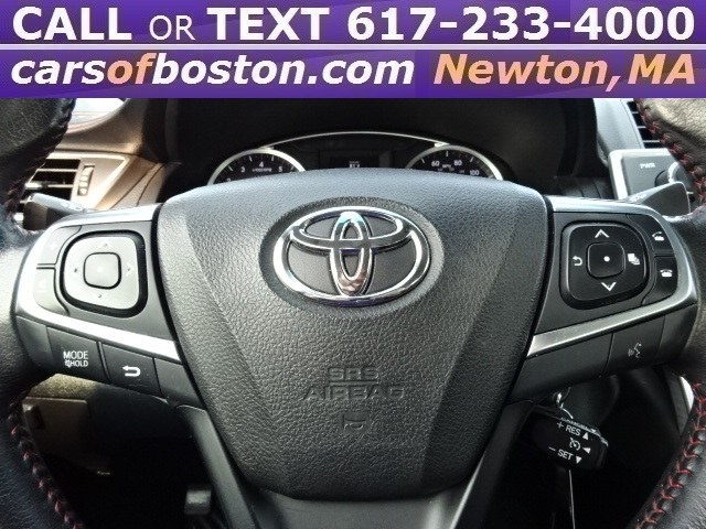 2016 Toyota Camry 4dr Sdn I4 Auto SE (Natl), available for sale in Newton, Massachusetts | Jacob Auto Sales. Newton, Massachusetts