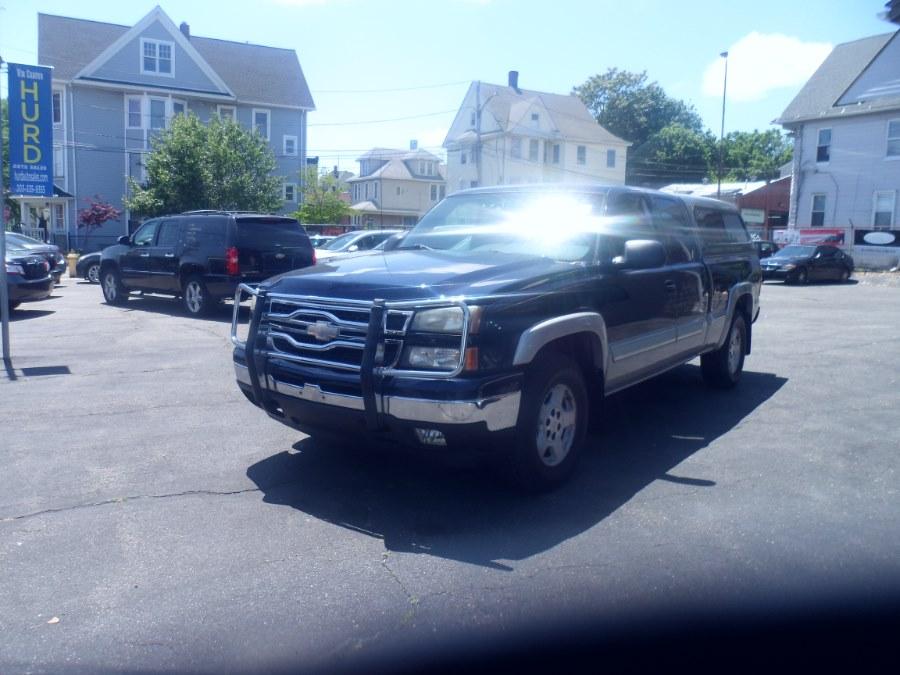 2006 Chevrolet Silverado 1500 Ext Cab 143.5