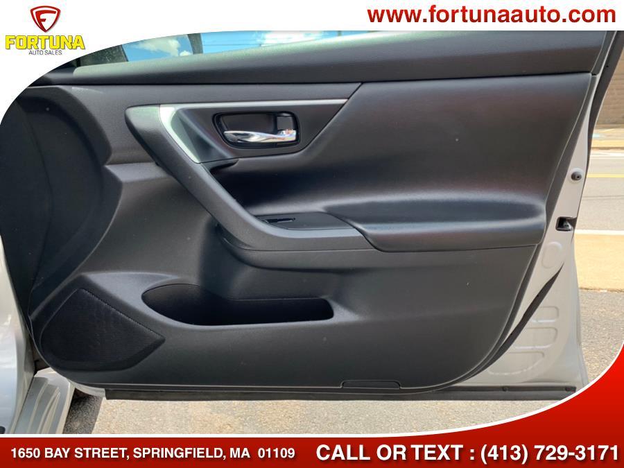 Used Nissan Altima 2.5 SV Sedan 2018 | Fortuna Auto Sales Inc.. Springfield, Massachusetts