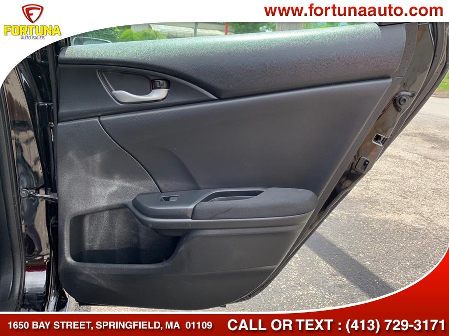 2016 Honda Civic Sedan 4dr CVT LX, available for sale in Springfield, Massachusetts | Fortuna Auto Sales Inc.. Springfield, Massachusetts