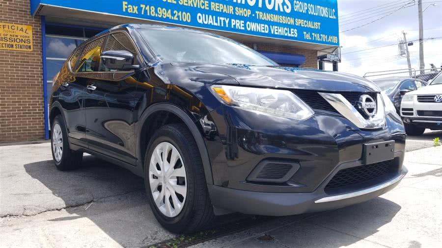 2015 Nissan Rogue AWD 4dr SV, available for sale in Bronx, New York | New York Motors Group Solutions LLC. Bronx, New York