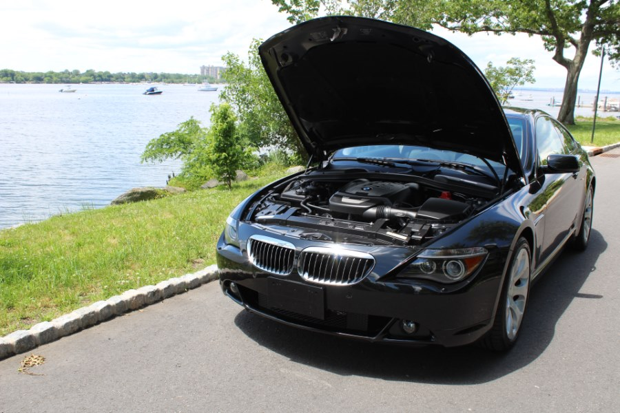 2007 BMW 6 Series 2dr Cpe 650i, available for sale in Great Neck, NY