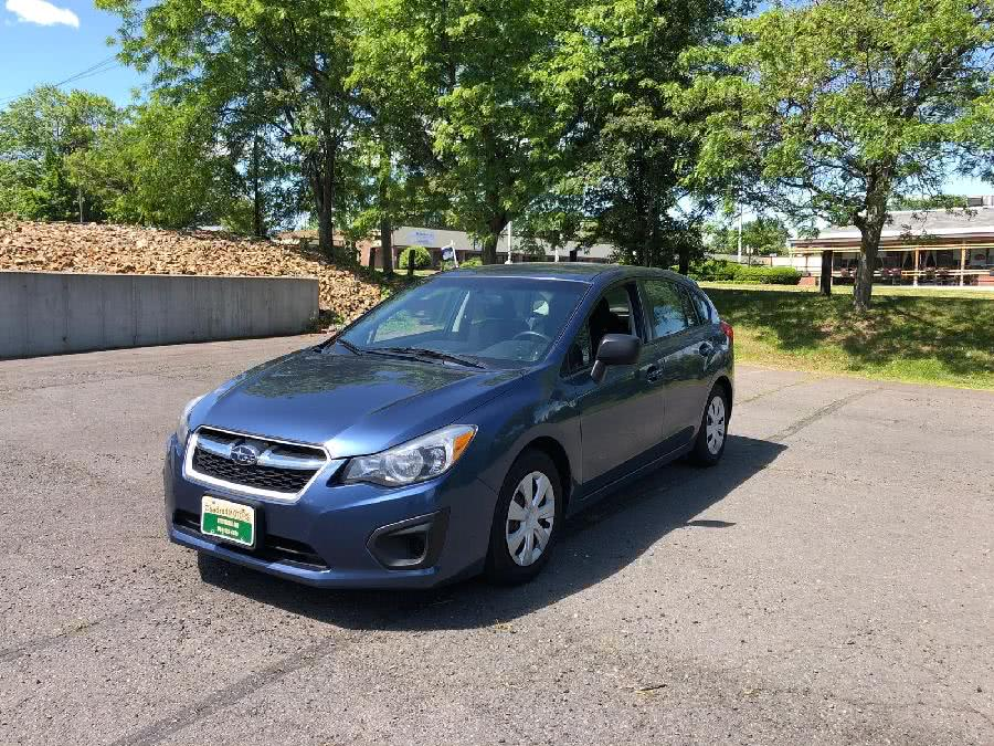 Used 2013 Subaru Impreza Wagon in West Hartford, Connecticut | Chadrad Motors llc. West Hartford, Connecticut