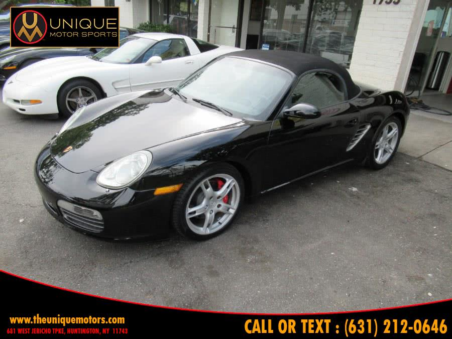 2005 Porsche Boxster 2dr Roadster S, available for sale in Huntington, New York | Unique Motor Sports. Huntington, New York