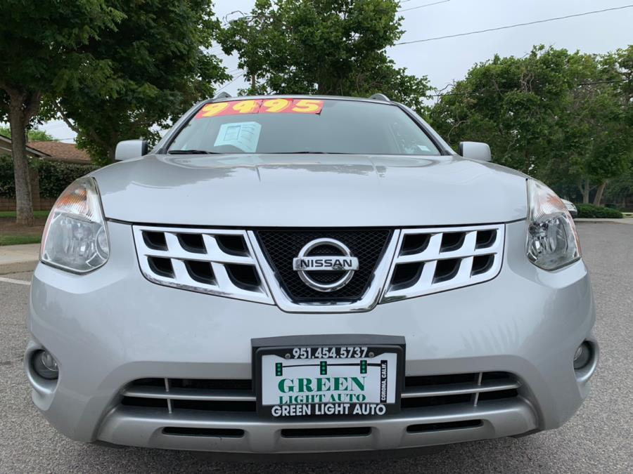 Used Nissan Rogue FWD 4dr S 2013 | Green Light Auto. Corona, California