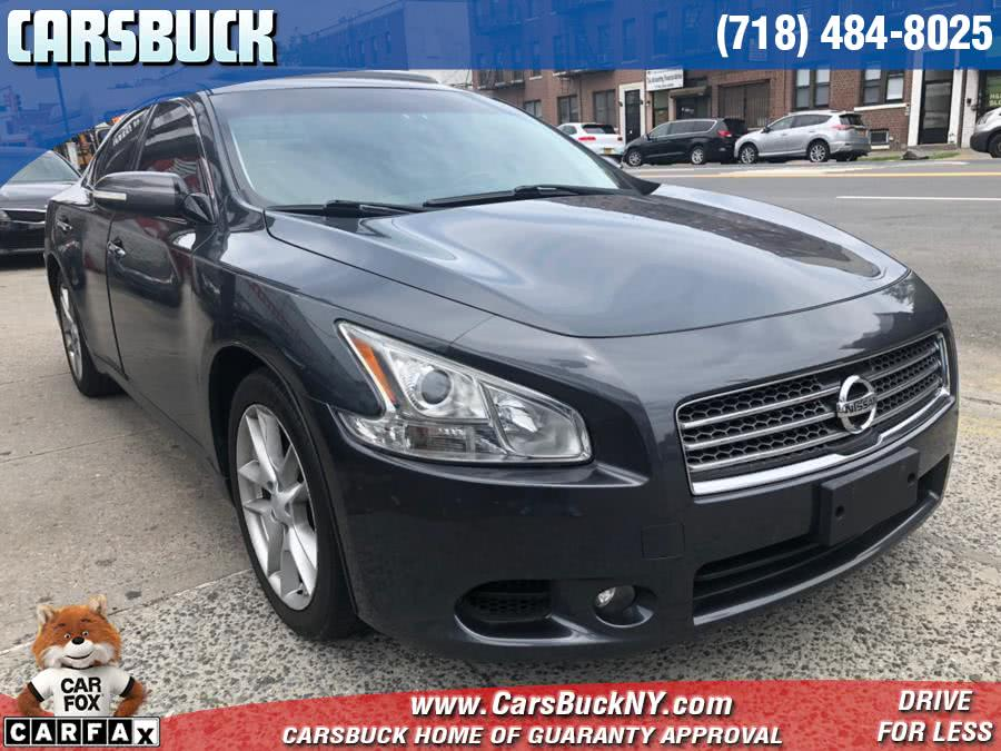 Used 2011 Nissan Maxima in Brooklyn, New York | Carsbuck Inc.. Brooklyn, New York
