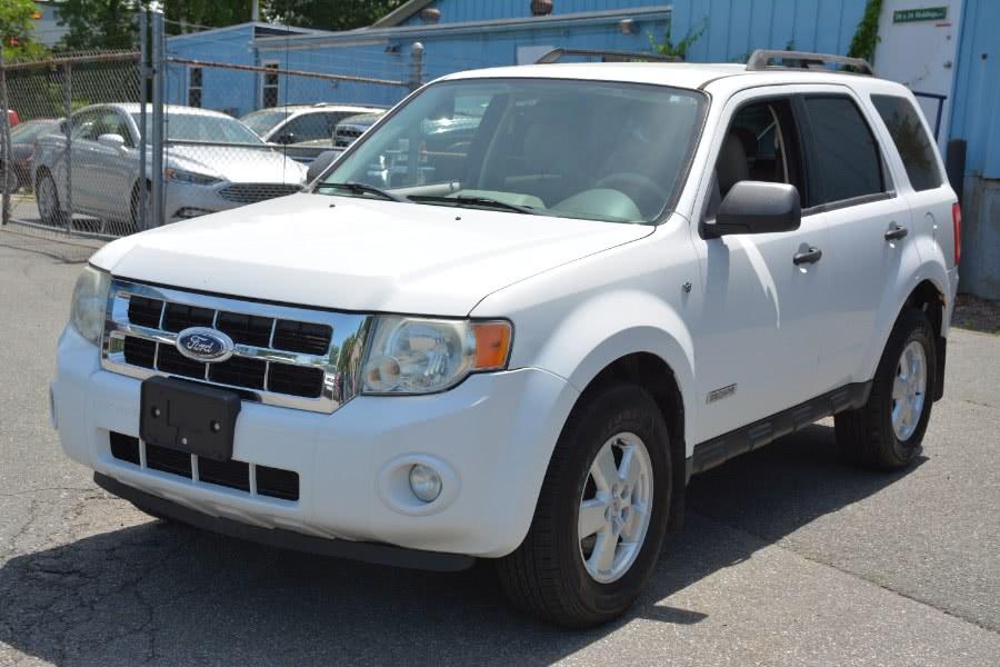 Used 2008 Ford Escape in Ashland , Massachusetts | New Beginning Auto Service Inc . Ashland , Massachusetts