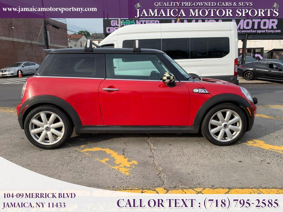 2008 MINI Cooper Hardtop 2dr Cpe S, available for sale in Jamaica, New York | Jamaica Motor Sports . Jamaica, New York