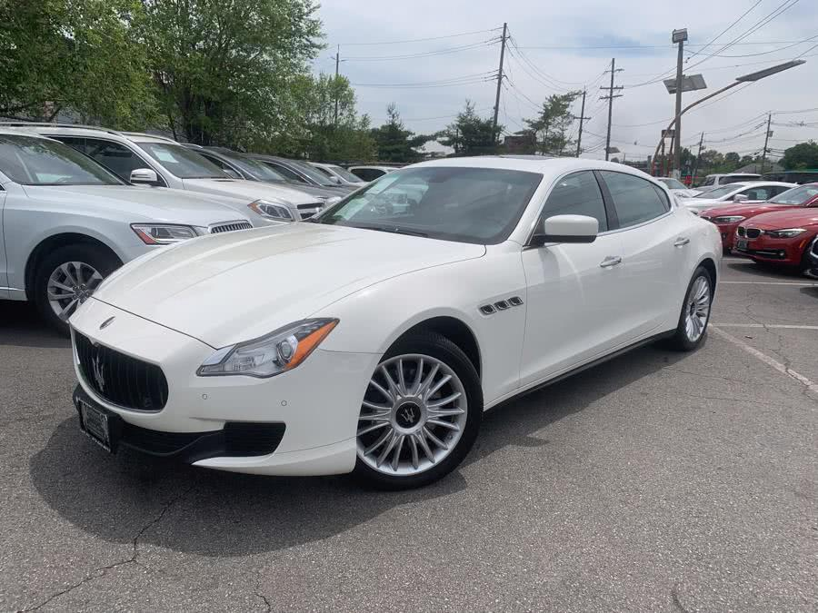 Used 2014 Maserati Quattroporte in Lodi, New Jersey | European Auto Expo. Lodi, New Jersey