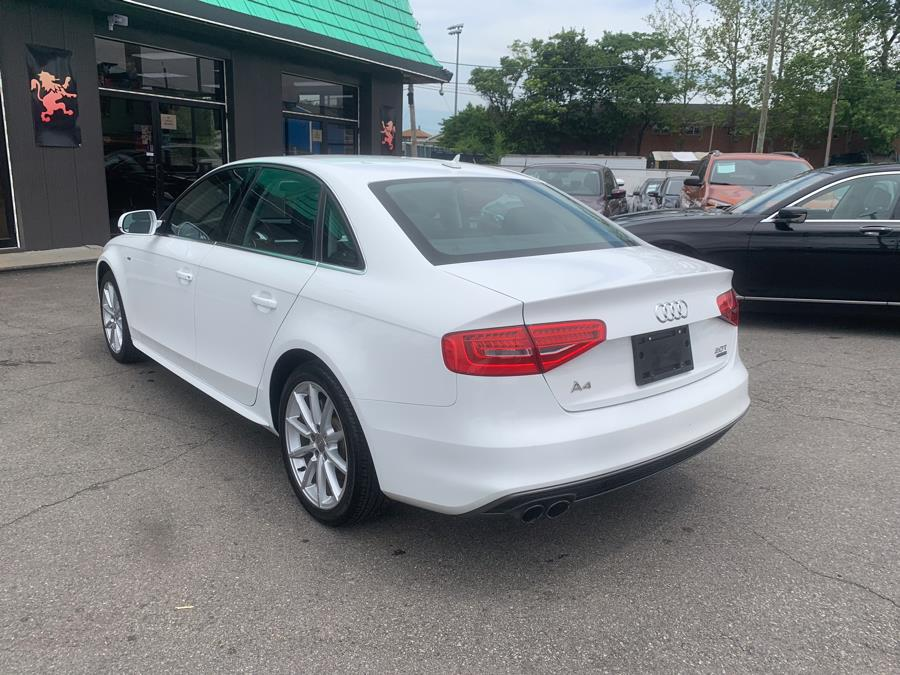2016 Audi A4 Auto quattro 2.0T Premium, available for sale in Hillside, New Jersey | M Sport Motor Car. Hillside, New Jersey