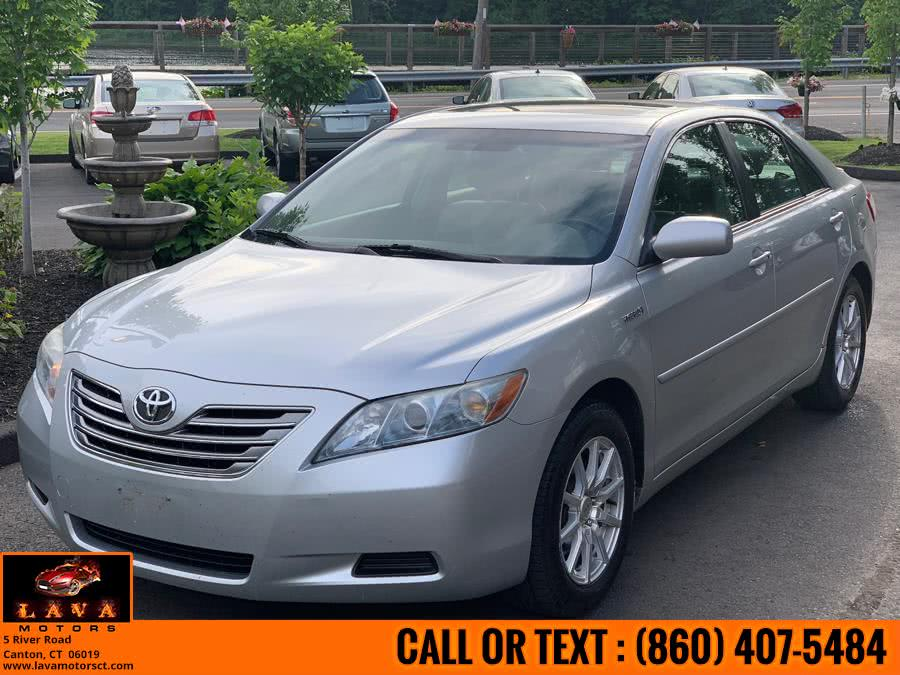 Used 2007 Toyota Camry Hybrid in Canton, Connecticut | Lava Motors. Canton, Connecticut