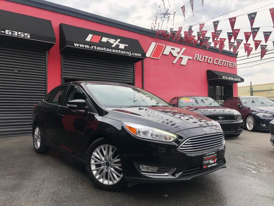 Used 2018 Ford Focus in Newark, New Jersey   RT Auto Center LLC. Newark, New Jersey