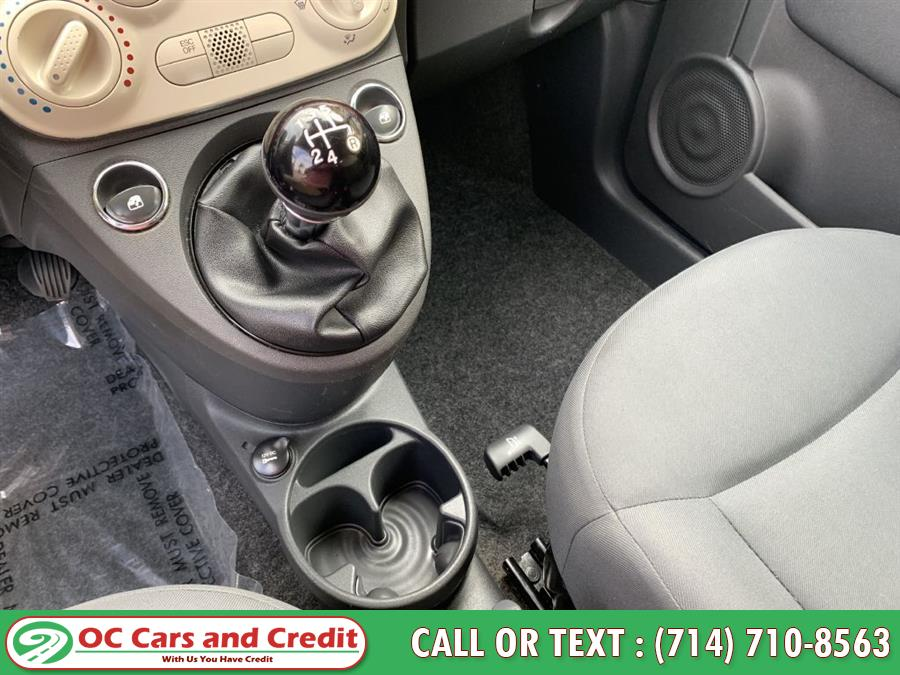 2012 Fiat 500 Sport POP, available for sale in Garden Grove, California | OC Cars and Credit. Garden Grove, California