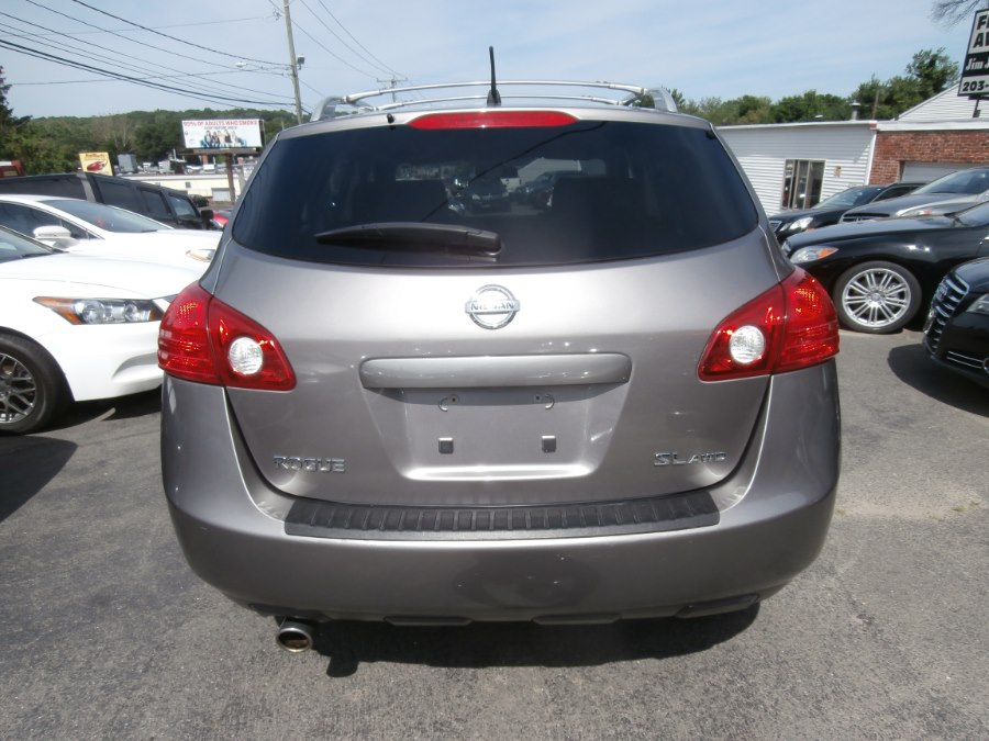 2010 Nissan Rogue AWD 4dr Sl, available for sale in Waterbury, Connecticut   Jim Juliani Motors. Waterbury, Connecticut