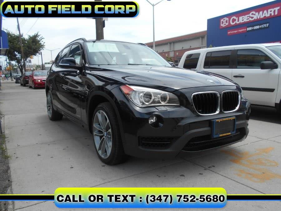 Used 2013 BMW X1 in Jamaica, New York | Auto Field Corp. Jamaica, New York