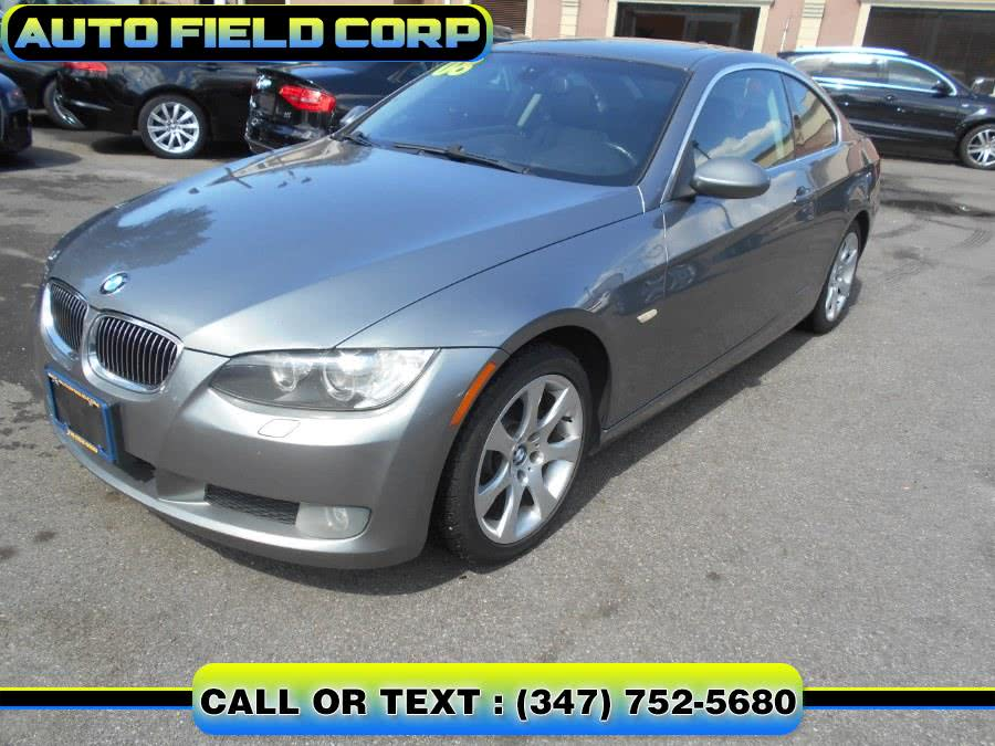 Used BMW 3 Series 2dr Cpe 328xi AWD SULEV 2008 | Auto Field Corp. Jamaica, New York