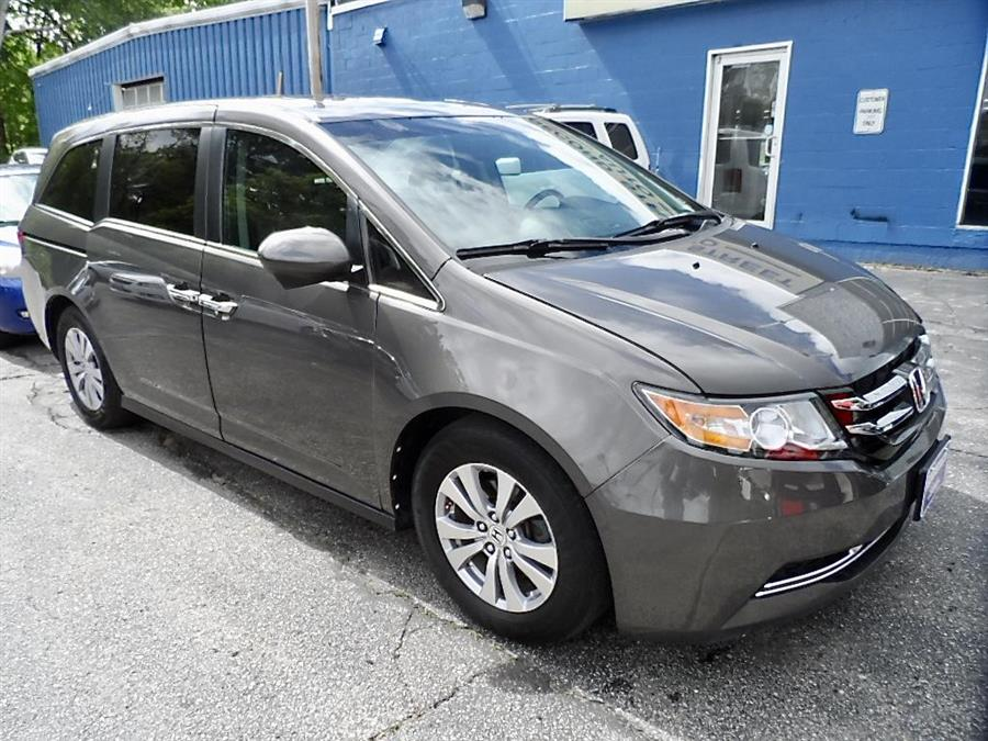 2016 Honda Odyssey EX-L, available for sale in Manchester, New Hampshire | Second Street Auto Sales Inc. Manchester, New Hampshire
