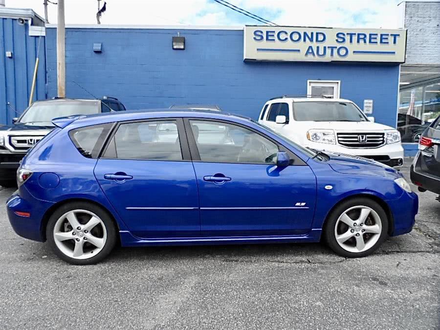 Used 2008 Mazda Mazda3 in Manchester, New Hampshire | Second Street Auto Sales Inc. Manchester, New Hampshire