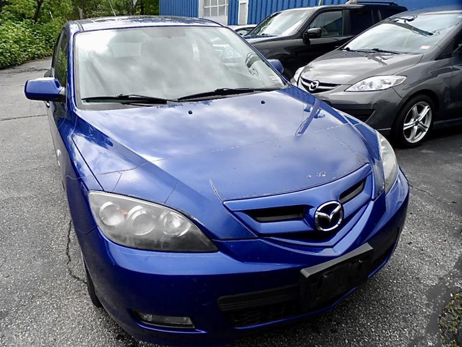 Used Mazda Mazda3 S 2008 | Second Street Auto Sales Inc. Manchester, New Hampshire