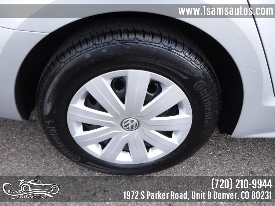 2016 Volkswagen Jetta Sedan 4dr Auto 1.4T S, available for sale in Denver, Colorado | Sam's Automotive. Denver, Colorado