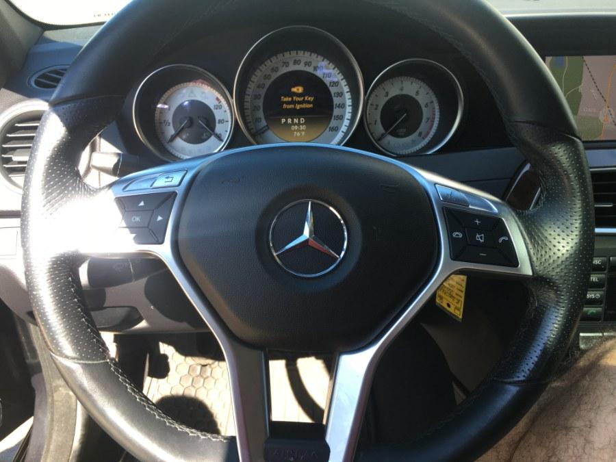 2012 Mercedes-Benz C-Class 4dr Sdn C300 Sport 4MATIC, available for sale in Bristol, Connecticut | Bristol Auto Center LLC. Bristol, Connecticut