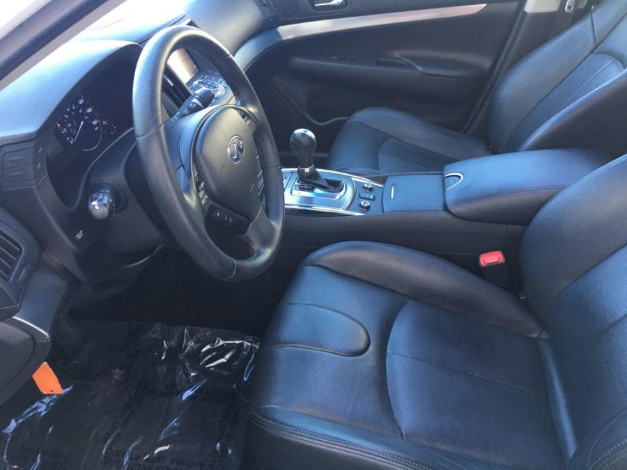 2015 Infiniti Q40 4dr Sdn AWD, available for sale in Bristol, Connecticut | Bristol Auto Center LLC. Bristol, Connecticut