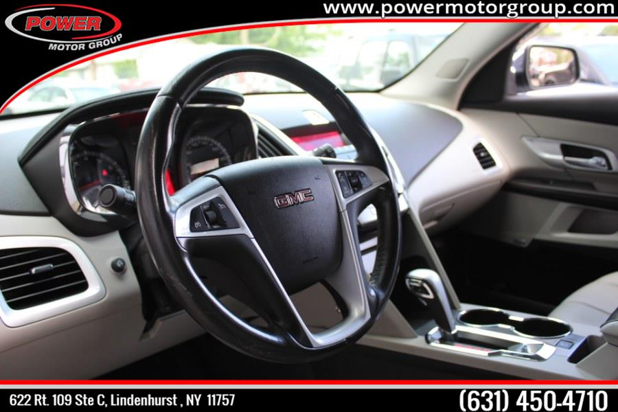 2010 GMC Terrain AWD 4dr SLT-1, available for sale in Lindenhurst , New York | Power Motor Group. Lindenhurst , New York