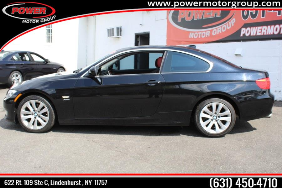 2013 BMW 3 Series 2dr Cpe 328i xDrive AWD, available for sale in Lindenhurst , New York | Power Motor Group. Lindenhurst , New York