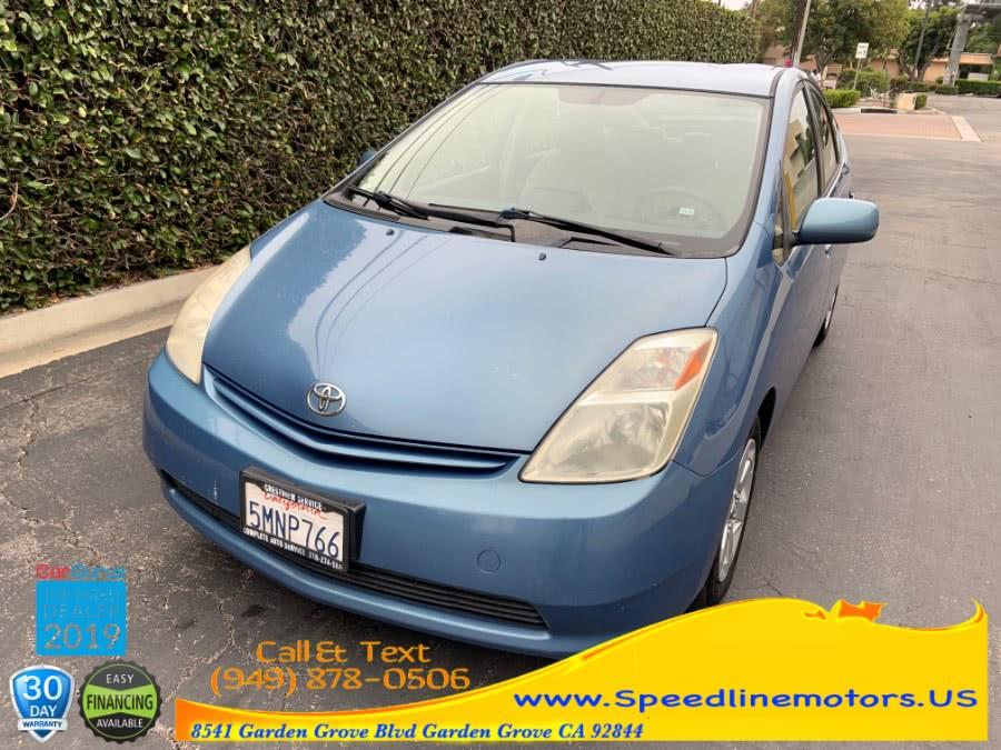 Used 2005 Toyota Prius in Garden Grove, California | Speedline Motors. Garden Grove, California