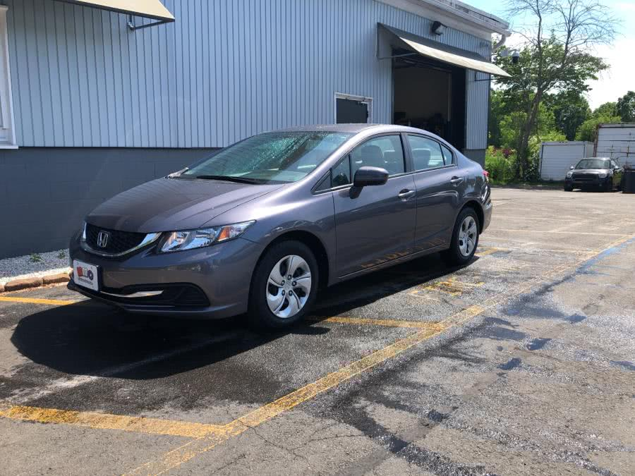Used Honda Civic Sedan 4dr CVT LX 2015 | RT 3 AUTO MALL LLC. Middletown, Connecticut