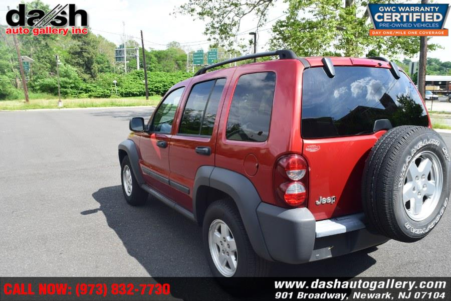 Used Jeep Liberty 4dr Sport 2006 | Dash Auto Gallery Inc.. Newark, New Jersey