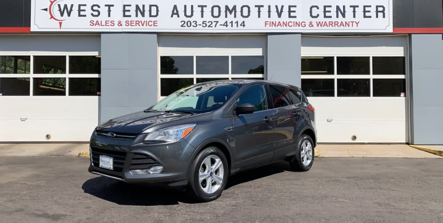 Used 2015 Ford Escape in Waterbury, Connecticut | West End Automotive Center. Waterbury, Connecticut