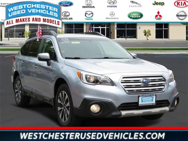 Used Subaru Outback 2.5i 2015 | Westchester Used Vehicles . White Plains, New York