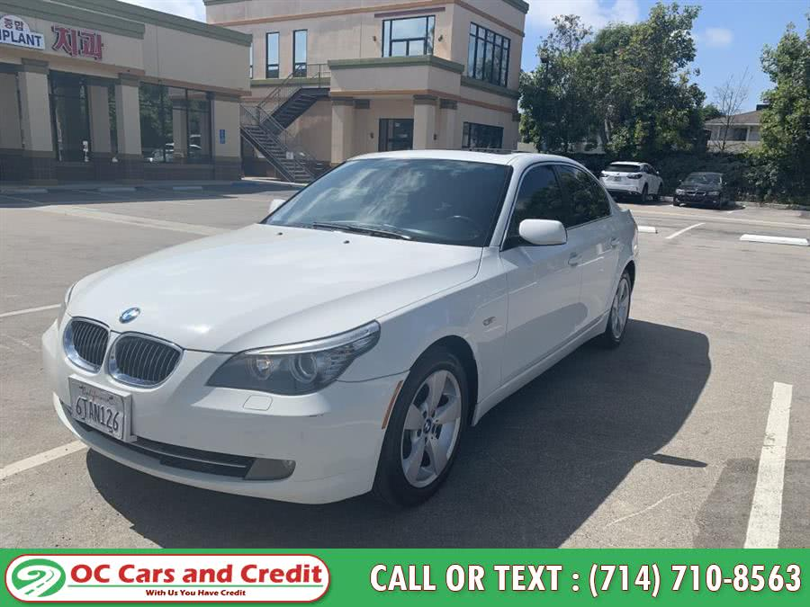 Used 2008 BMW 528 in Garden Grove, California | OC Cars and Credit. Garden Grove, California