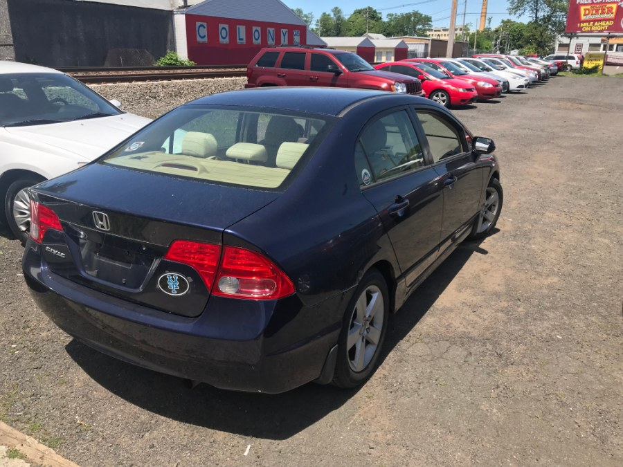 2006 Honda Civic Sdn EX AT, available for sale in Wallingford, Connecticut | Wallingford Auto Center LLC. Wallingford, Connecticut
