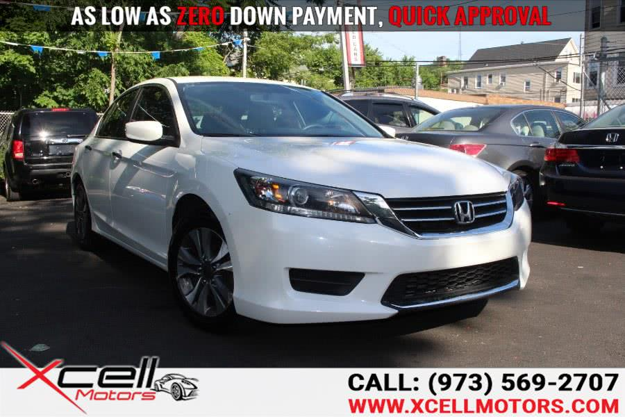 Used 2013 Honda Accord Sdn in Paterson, New Jersey | Xcell Motors LLC. Paterson, New Jersey