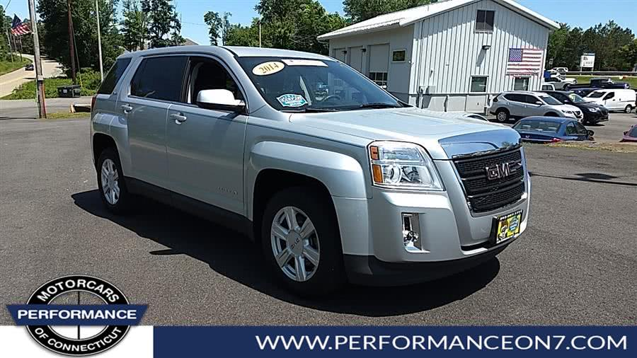 Used 2014 GMC Terrain in Wilton, Connecticut | Performance Motor Cars. Wilton, Connecticut