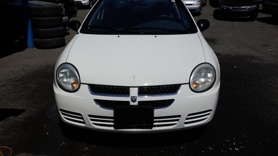 2004 Dodge Neon 4dr Sdn SE, available for sale in Ansonia, CT