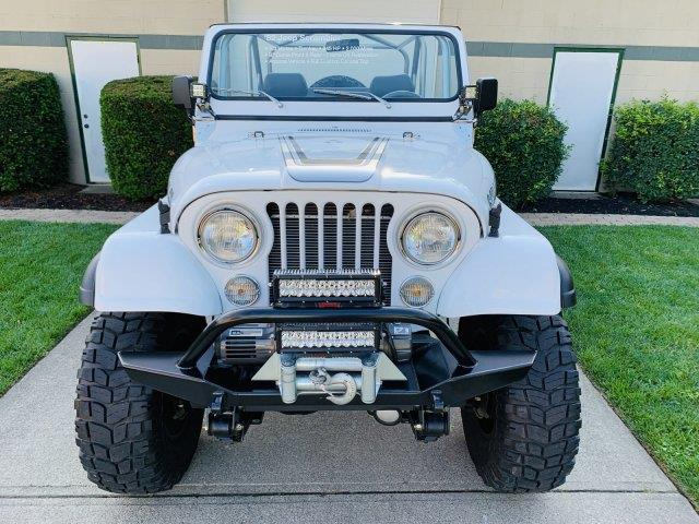 1982 Jeep Cj8 Scrambler , available for sale in Cincinnati, Ohio | Luxury Motor Car Company. Cincinnati, Ohio