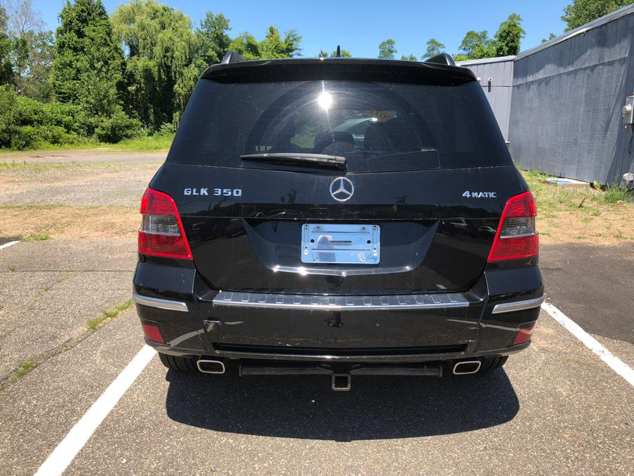 2011 Mercedes-Benz GLK-Class 4MATIC 4dr GLK350, available for sale in Manchester, Connecticut | Manchester Car Center. Manchester, Connecticut