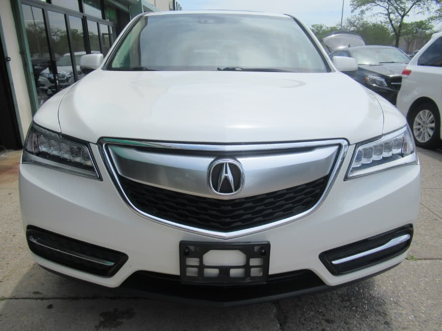 Used Acura MDX SH-AWD 4dr w/Tech 2016 | Pepmore Auto Sales Inc.. Woodside, New York