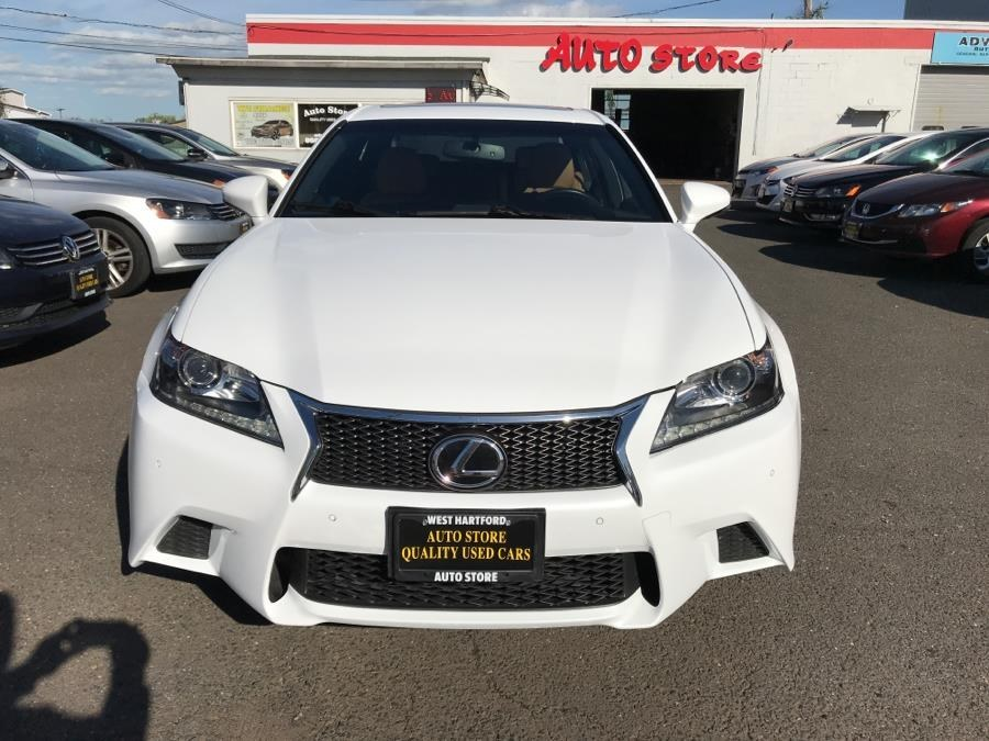 2015 Lexus GS 350 4dr Sdn Crafted Line AWD, available for sale in West Hartford, Connecticut   Auto Store. West Hartford, Connecticut
